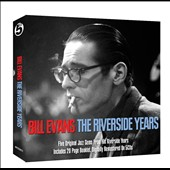 Bill Evans (Piano): The Riverside Years