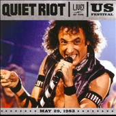 Quiet Riot: Live at the Us Festival 1983 [CD/DVD] *