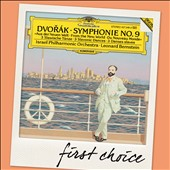 Dvorák: Symphony No. 9 'New World'; 3 Slavonic Dances / Bernstein - Israel PO