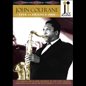 John Coltrane: Jazz Icons: Live in France 1965