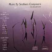 Music by Southern Composers for Cello & Piano / Lewis, Lewis