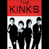 The Kinks: Kinks: Paris 1965