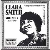Clara Smith (Vocalist): Complete Recorded Works, Vol. 4 (1926-1927)