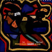 Ivo Perelman/Matthew Shipp/Michael Bisio: The  Gift
