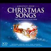Various Artists: Greatest Ever! Christmas Songs: The Definitive Collection [Box]