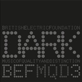 B.E.F.: Dark Music of Quality and Distinction, Vol. 3