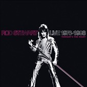 Rod Stewart: Live 1976-1998: Tonight's the Night [Box]