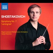 Shostakovich: Symphony No. 7 'Leningrad' / Royal Liverpool PO, Petrenko