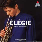 &Eacute;l&eacute;gie / Sergei Nakariakov, Vera Nakariakova