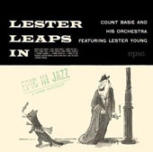 Count Basie: Lester Leaps In