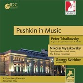 'Pushkin in Music' - Myaskovsky: Symphony no 10 'The Bronze Horseman'; Georgy Sviridov: Snowstorm