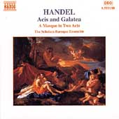 Handel: Acis & Galatea / Scholars Baroque Ensemble