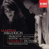 Prokofiev, Bart&#243;k: Piano Concertos / Argerich, Dutoit, et al