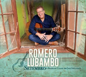 Romero Lubambo: Setembro: A Brazilian Under the Jazz Influence [Digipak]
