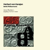 Anton Bruckner: Symphony No. 8 in C minor / Karajan, Berlin PO
