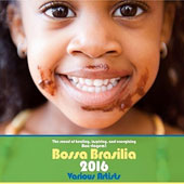Various Artists: Bossa Brasilia 2016