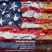 Steven Stucky (1949-2016): Rhapsodies; Concerto for Orchestra;