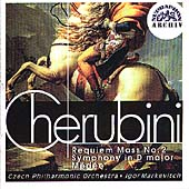 Archiv - Cherubini: Requiem Mass no 2, Symphony in D