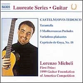 Laureate Series, Guitar - Lorenzo Micheli