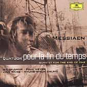 Messiaen: Quartet for the End of Time / Shaham, Meyer, et al