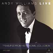 Andy Williams: Andy Williams Live: Treasures from His Personal Collection