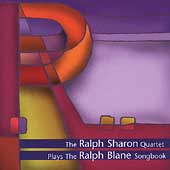 Ralph Sharon: The Ralph Sharon Quartet Plays the Ralph Blane Songbook