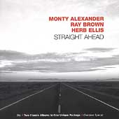 Monty Alexander: Straight Ahead