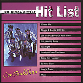 Con Funk Shun: Original Artist Hit List