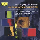 Mussorgsky/Stokowski: Pictures at an Exhibition, etc/Knussen