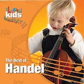 Classical Kids - The Best of Handel