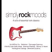 Various Artists: Simply Rock Moods [Box]