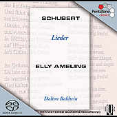 Schubert: Lieder / Elly Ameling, Dalton Baldwin