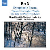 Bax: Symphonic Poems / Lloyd-Jones, et al