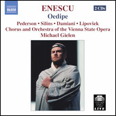 Enescu: Oedipe Op 23 / Gielen, Pederson, Lipovsek, et al