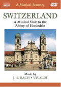 A Musical Journey: Switzerland, Abbey of Einsiedeln / Bach & Vivaldi [DVD]