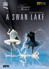 Elegance - Art of Alexander Ekman - A Swan Lake, Music by Mikael Karlsson; Choreography by Alexander Ekman (World premiere at the Oslo Opera House, 4/26/2014) / Norwegian Nat'l Ballet (bonus rehearsal clips) [DVD]