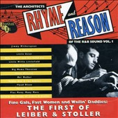 Various Artists: Fine Gals Fast Women & Wailin Daddies: The First of Leiber & Stoller