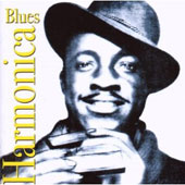 Various Artists: Harmonica Blues [Acrobat]