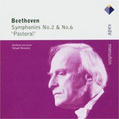 Beethoven: Symphonies Nos. 2 & 6 'pastoral'