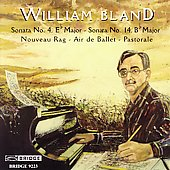 William Bland: Piano Music / William Bland