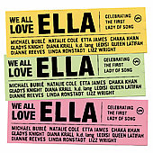 Various Artists: We Love Ella: Celebrating The First Lady Of Song