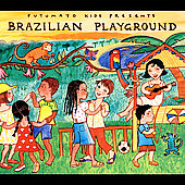 Putumayo Kids: Putumayo Kids Presents: Brazilian Playground [Blister]
