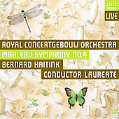 Mahler: Symphony no 4 / Haitink, Royal Concertgebouw