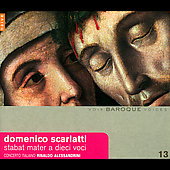 Scarlatti: Stabat Mater, Missa / Alessandrini