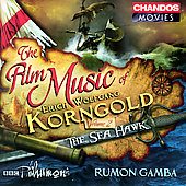 The Film Music of Erich Wolfgang Korngold Vol 2 / Gamba