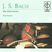 Bach: Cello Suites / Paul Tortelier