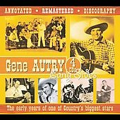 Gene Autry: The Early Years of One of Country's Biggest Stars [Box]