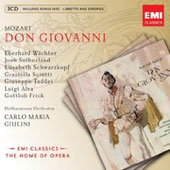 Mozart: Don Giovanni / Carlo Giulini, et al