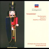 Tchaikovsky: Nutcracker/Suites No 3 & 4