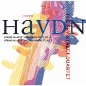 Haydn: String Quartets Op. 9, no. 4; Op. 77, no. 2